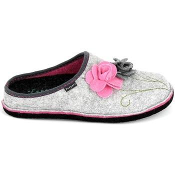 kengät Naiset Tossut Fargeot Shannon Gris Rose Harmaa