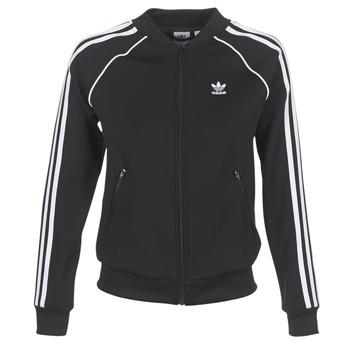 vaatteet Naiset Ulkoilutakki adidas Originals SST TT Black
