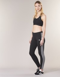 vaatteet Naiset Legginsit adidas Originals 4 STR TIGHT Black