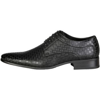 kengät Miehet Derby-kengät V 1969 LAZARE NERO Negro