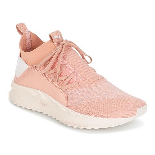kengät Juoksukengät / Trail-kengät Puma TSUGI SHINSEI UT Pink / White