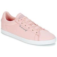 kengät Naiset Matalavartiset tennarit Le Coq Sportif AGATE LO CVS/METALLIC Pink
