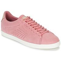 kengät Naiset Matalavartiset tennarit Le Coq Sportif CHARLINE SUEDE Pink
