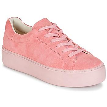 kengät Naiset Matalavartiset tennarit Vagabond JESSIE Vaaleanpunainen