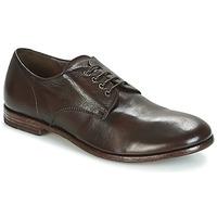 kengät Miehet Derby-kengät Moma BUFFALO-TESTA-DI-MORO Brown