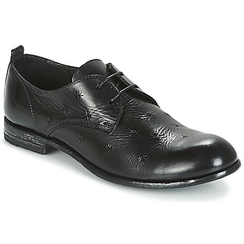 kengät Naiset Derby-kengät Moma CROSS-NERO Black