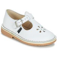 kengät Tytöt Balleriinat Aster DINGO White