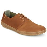 kengät Miehet Derby-kengät El Naturalista AMAZONIAS Brown