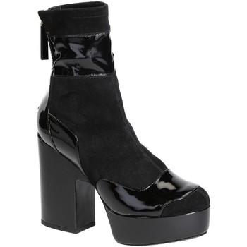 kengät Naiset Nilkkurit Pierre Hardy LM05 nero