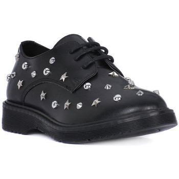kengät Tytöt Derby-kengät Cult ROSE LOW 626 Nero