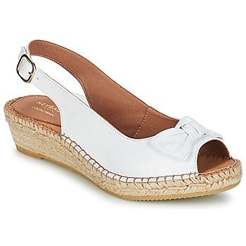 kengät Naiset Sandaalit ja avokkaat Heyraud CLORANE White
