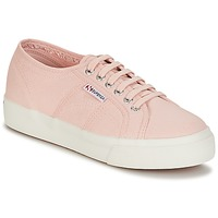 kengät Naiset Matalavartiset tennarit Superga 2730 COTU Pink