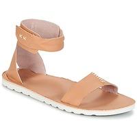 kengät Naiset Sandaalit ja avokkaat Reef REEF VOYAGE HI Beige