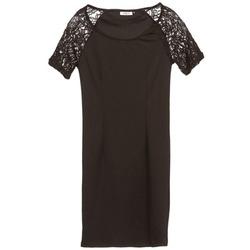 vaatteet Naiset Lyhyt mekko Only DIVA Black