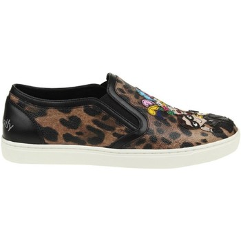 kengät Naiset Tennarit D&G CK0028 AG352 HA94N multicolore
