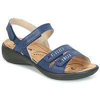 kengät Naiset Sandaalit ja avokkaat Romika IBIZA 86 Blue