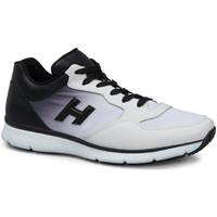 kengät Miehet Matalavartiset tennarit Hogan HXM2540Y280ZPO0001 bianco