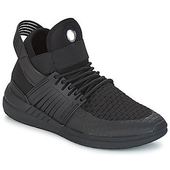 kengät Korkeavartiset tennarit Supra SKYTOP V Musta