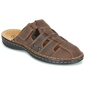 kengät Miehet Sandaalit TBS BASSOA Brown