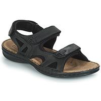 kengät Miehet Sandaalit ja avokkaat TBS BERRIC Black