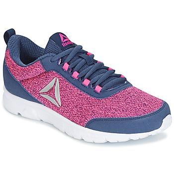 kengät Naiset Fitness / Training Reebok Sport SPEEDLUX 3.0 Pink / Laivastonsininen