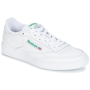 kengät Matalavartiset tennarit Reebok Classic CLUB C 85 White / Green