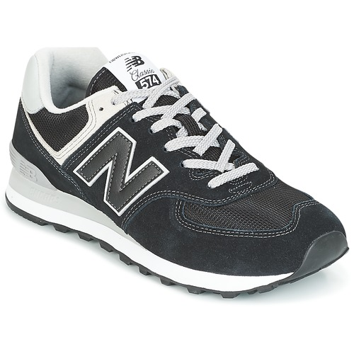 kengät Miehet Matalavartiset tennarit New Balance ML574 Black