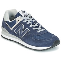 kengät Miehet Matalavartiset tennarit New Balance ML574 Blue