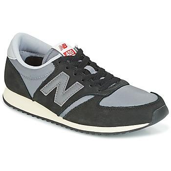 kengät Matalavartiset tennarit New Balance U420 Musta