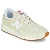 kengät Naiset Matalavartiset tennarit New Balance WRL420 Beige