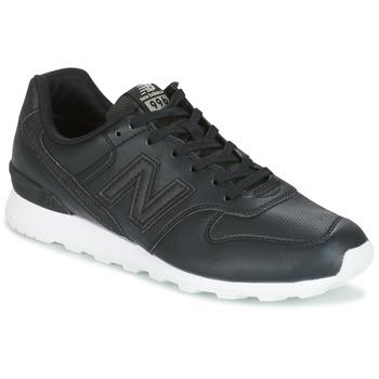 kengät Naiset Matalavartiset tennarit New Balance WR996 Black