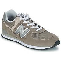 kengät Lapset Matalavartiset tennarit New Balance 574 Grey