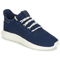 kengät Lapset Matalavartiset tennarit adidas Originals TUBULAR SHADOW J Blue