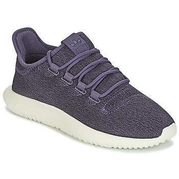kengät Naiset Matalavartiset tennarit adidas Originals TUBULAR SHADOW W Violet