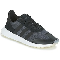 kengät Naiset Matalavartiset tennarit adidas Originals FLB RUNNER W Black
