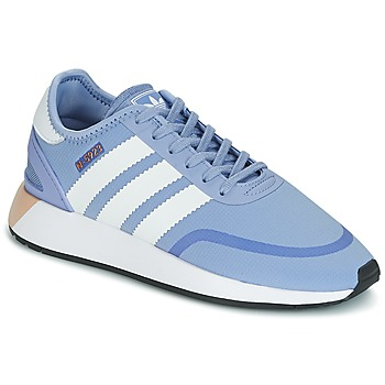 kengät Naiset Matalavartiset tennarit adidas Originals INIKI RUNNER CLS W Blue