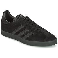 kengät Matalavartiset tennarit adidas Originals GAZELLE Black