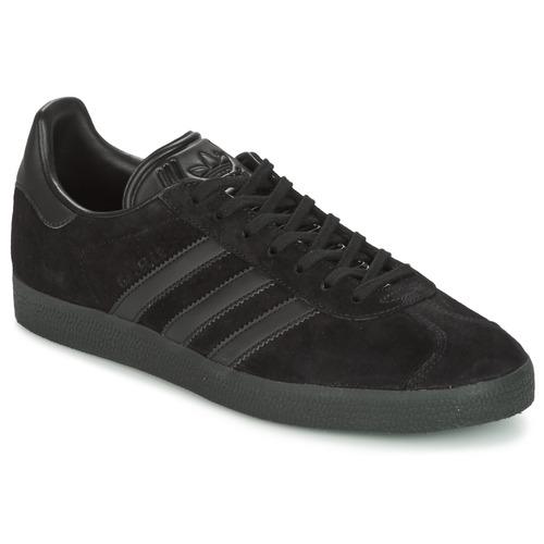kengät Matalavartiset tennarit adidas Originals GAZELLE Black
