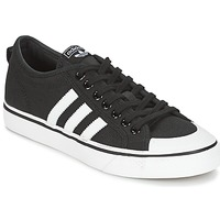 kengät Matalavartiset tennarit adidas Originals NIZZA Black