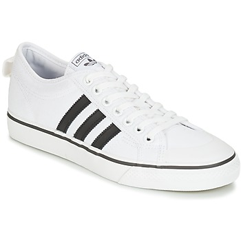 kengät Matalavartiset tennarit adidas Originals NIZZA White
