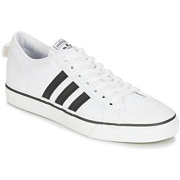 kengät Matalavartiset tennarit adidas Originals NIZZA White