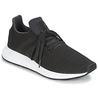 kengät Miehet Matalavartiset tennarit adidas Originals SWIFT RUN Black