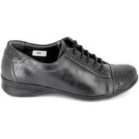 kengät Naiset Matalavartiset tennarit Boissy Sneakers 7510 Noir Musta