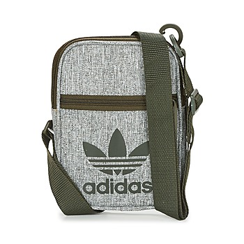 laukut Pikkulaukut adidas Originals FESTIVAL BAG Grey / Black