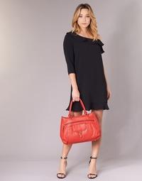 vaatteet Naiset Lyhyt mekko Betty London INITTE Black