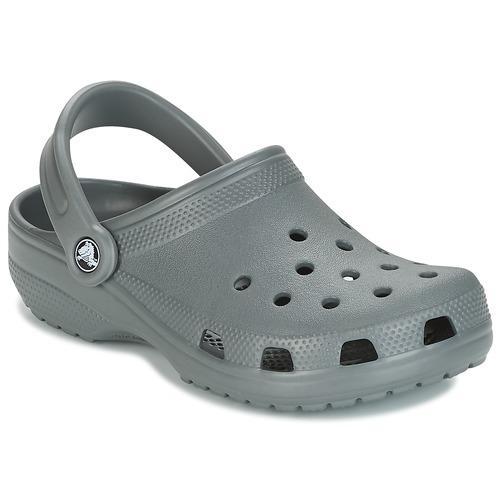 kengät Puukengät Crocs CLASSIC Grey