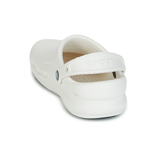 Crocs Bistro White - Ilmainen Toimitus- Kengät Puukengät