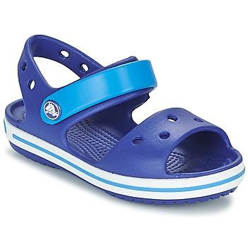 kengät Pojat Sandaalit ja avokkaat Crocs CROCBAND SANDAL KIDS Blue