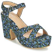 kengät Naiset Sandaalit ja avokkaat Moony Mood INADA Sininen