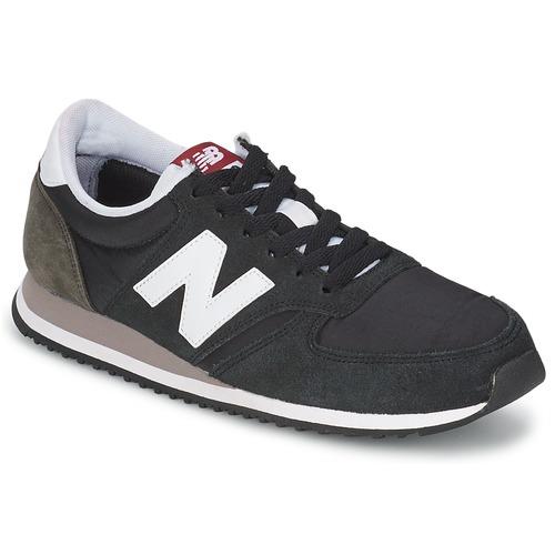 kengät Matalavartiset tennarit New Balance U420 Black